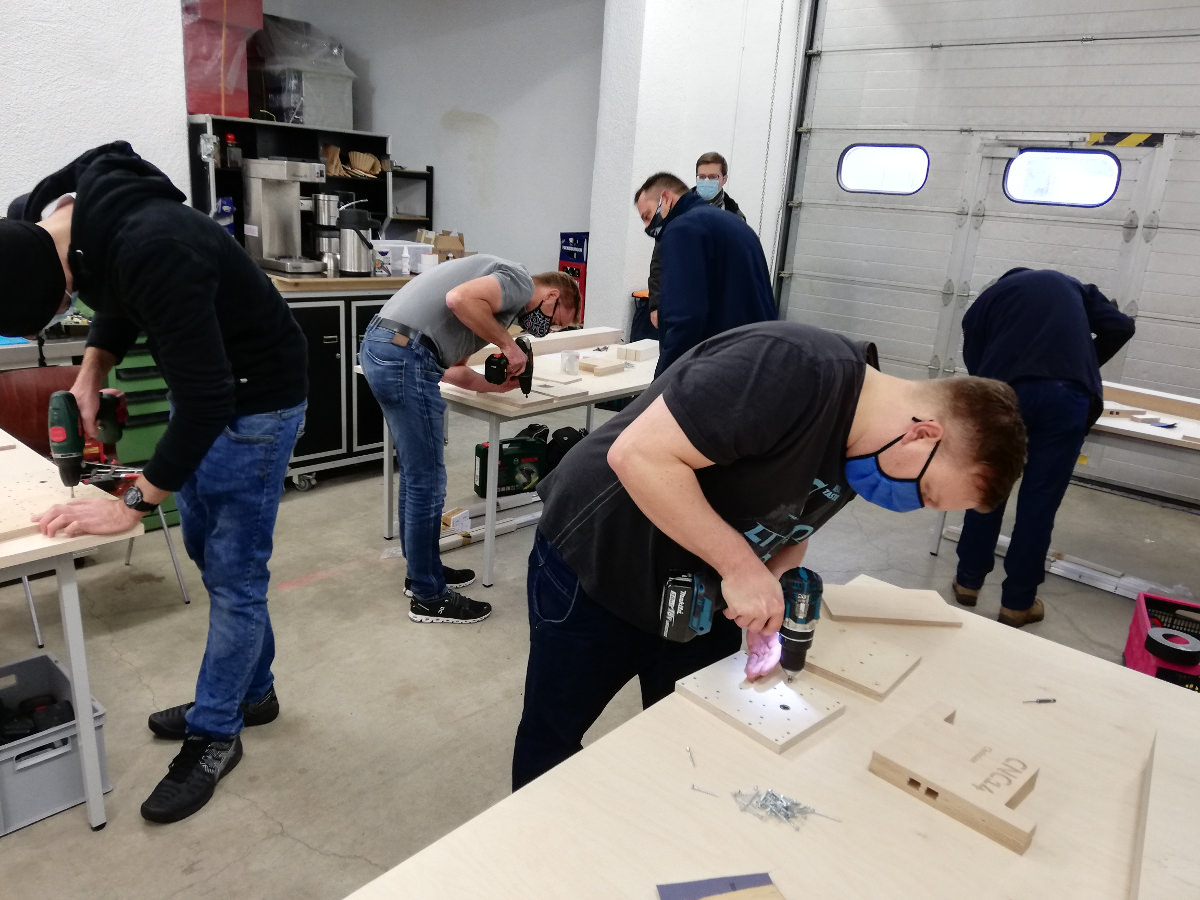 CNC14 Workshop 28 in Kirchheim unter Teck